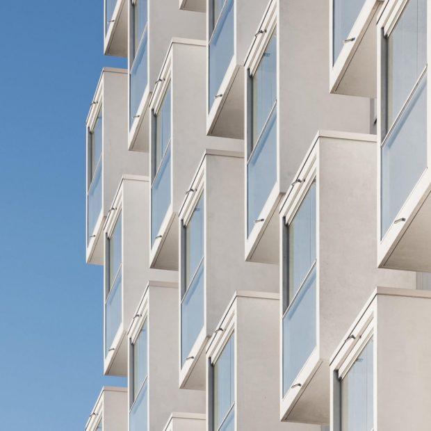 As. Oy Helsingin Viuhka on vuoden 2016 betonirakenne